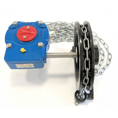 Chain Wheel Drive Gear Box